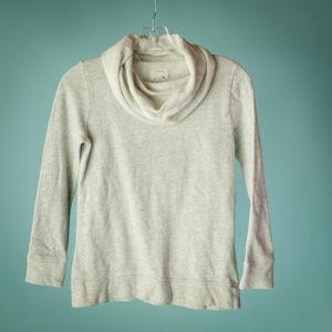J Crew Crewcuts Girl's 12 Cowl Neck Sweatshirt